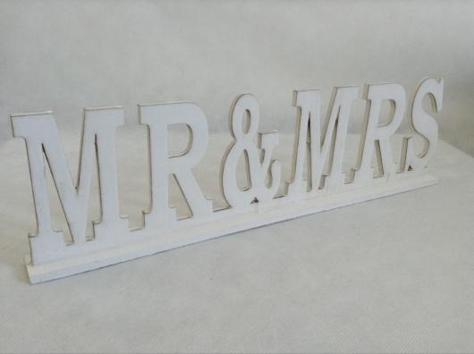 ΞYΛINO MR&MRS 40cmX11Y