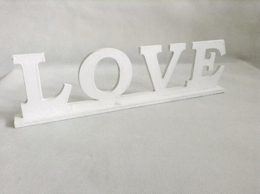 """LOVE"" ΞYΛINO 36X10Y"