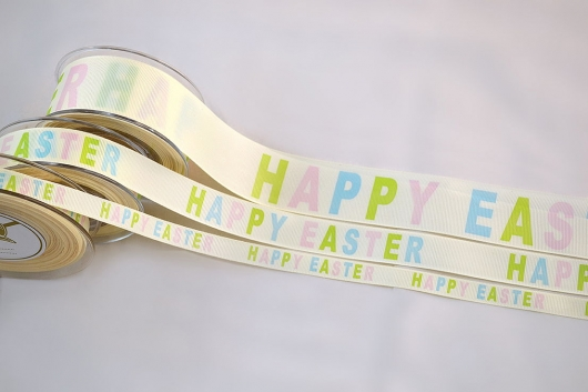 ΚΟΡΔΕΛΑ ΓΚΡΟ COLORFUL HAPPY EASTER 1.3EK X 23M