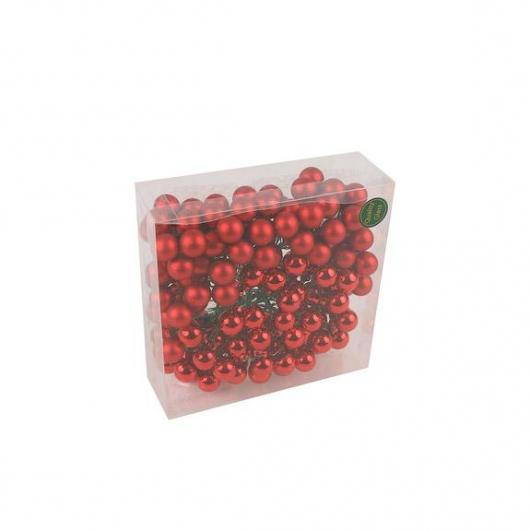ΜΠΑΛΑ ΓΥΑΛ. ΜΕ ΣΥΡΜΑ 2ΕΚ ΚΟΚΚΙΝΟ MATT-SHINY 48X3/BOX